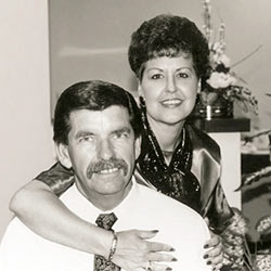 Joyce and Dave Meyer